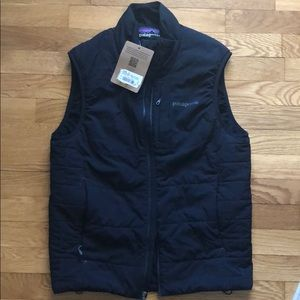 Patagonia men's nano-air vest NWT